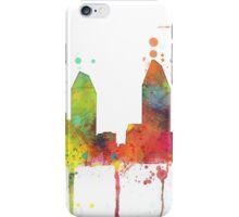 San Diego, California Skyline iPhone Case/Skin