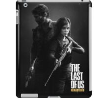 the last of us remastered iPad Case/Skin