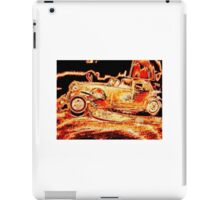 Psychedelic Elegance iPad Case/Skin