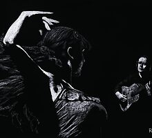 Flamenco Recital by Richard Young