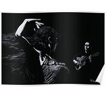 Flamenco Recital Poster