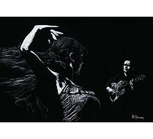 Flamenco Recital Photographic Print
