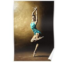 Ardent Dancer Poster