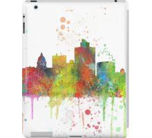 Salt Lake City, Utah Skyline iPad Case/Skin