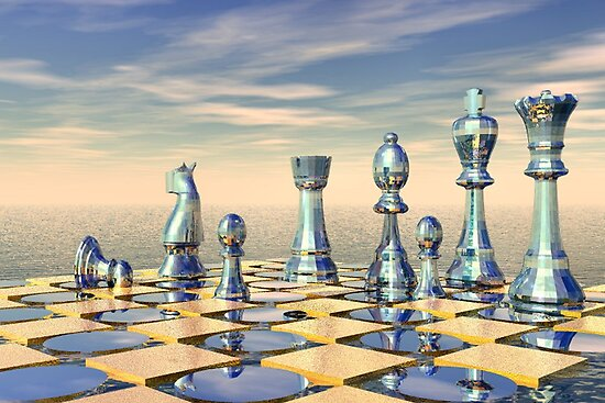 Water Chess by plunder
