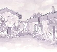 Les Michelots, France (Wine version) by ian osborne