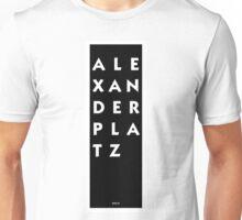 Alexanderplatz - BERLIN Unisex T-Shirt