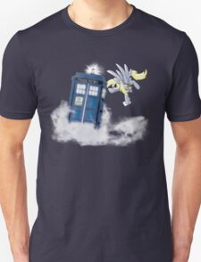 Derpy Tardis Delivery T-Shirt