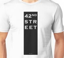 42nd Street - New York Unisex T-Shirt