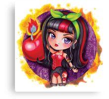 Cherry Bomb Sizzling Canvas Print