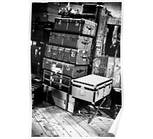 Lug the Luggages Poster