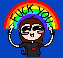 F*CK YOU! by KikkiKnox