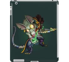 Gift in the Sewers iPad Case/Skin