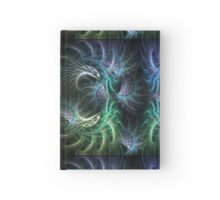 feathered friday Hardcover Journal