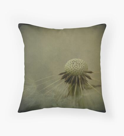 Some Keep Holding On Throw Pillow