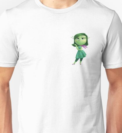Disgust - Inside Out Unisex T-Shirt