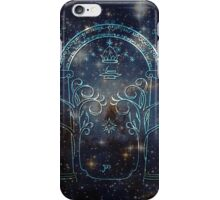 Gate to Moria iPhone Case/Skin