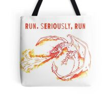 Harry Potter Hungarian Horntail Tote Bag