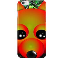 Foxy on the Gravel iPhone Case/Skin