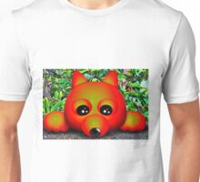 Foxy on the Gravel Unisex T-Shirt