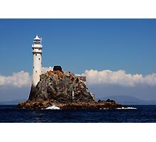 'Ireland's Teardrop' - the Fastnet Rock and lighthouse Photographic Print