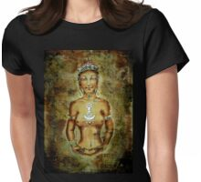 Generating the Mind of all Buddhas Womens Fitted T-Shirt