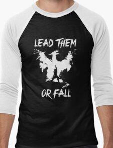 Lead them or fall! Men's Baseball ¾ T-Shirt
