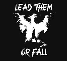 Lead them or fall! Pullover