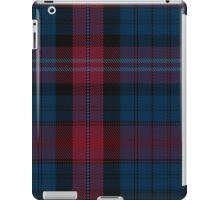 02904 Evans of Wales Tartan  iPad Case/Skin
