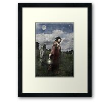 Hedgewitch Framed Print