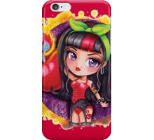 Cherry Bomb Sizzling iPhone Case/Skin