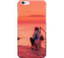 Meeting new day iPhone Case/Skin