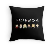 Friends Tiggles Throw Pillow