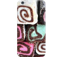 coconut roll iPhone Case/Skin