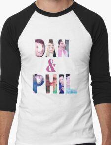 DAN & PHIL PICTURE DESIGN. Men's Baseball ¾ T-Shirt