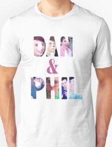 DAN & PHIL PICTURE DESIGN. T-Shirt