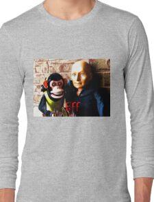 Hugo and Jolly Chimp: BFF Long Sleeve T-Shirt