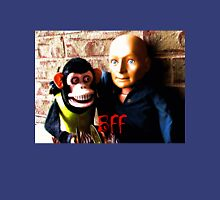 Hugo and Jolly Chimp: BFF Unisex T-Shirt