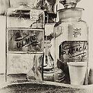 Vintage Glass by Cindy Mikulski