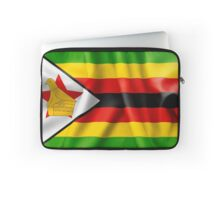 Zimbabwe Flag Laptop Sleeve