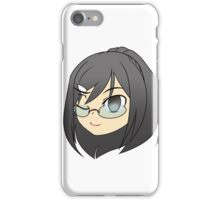 HuniePop icon - Aiko iPhone Case/Skin