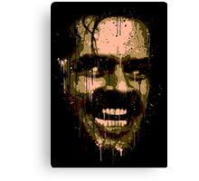 Jack - Here's Johnny!  Canvas Print