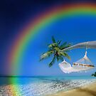 Rainbow Island by Bruno Beach