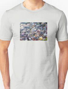 Panorama of Taormina, Sicily - ITALY T-Shirt