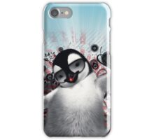 Penguin cool iPhone Case/Skin