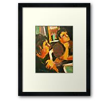Art Brothers Framed Print