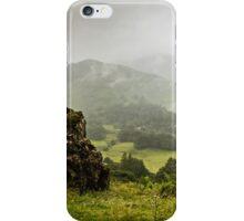 Atmospheric Patterdale iPhone Case/Skin