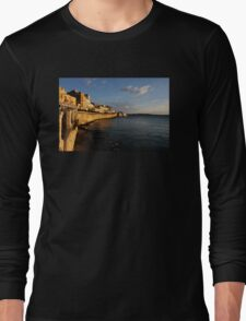 Syracuse, Ortigia on Sicily, ITALY Long Sleeve T-Shirt
