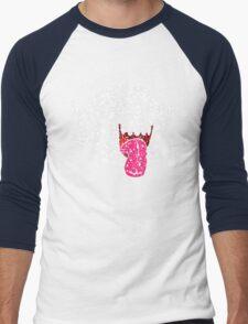 Boo - Never Look Away Men's Baseball ¾ T-Shirt