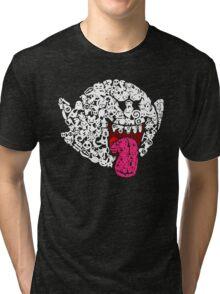 Boo - Never Look Away Tri-blend T-Shirt
